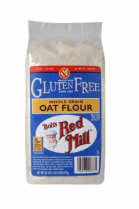 Oat Flour Source: https://www.amazon.com/Bobs-Red-Mill-Gluten-22-ounce