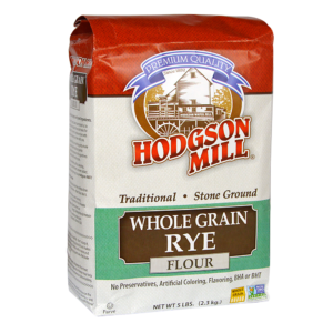 Rye Flour Source: https://www.hodgsonmill.com