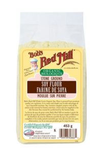 Soy Flour Source: https://www.walmart.ca