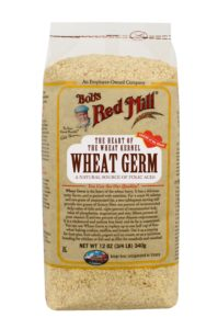Wheat Germ Source: https://www.bobsredmill.com