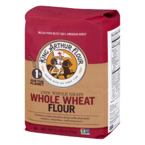Whole Wheat Flour Source: https://www.walmart.com